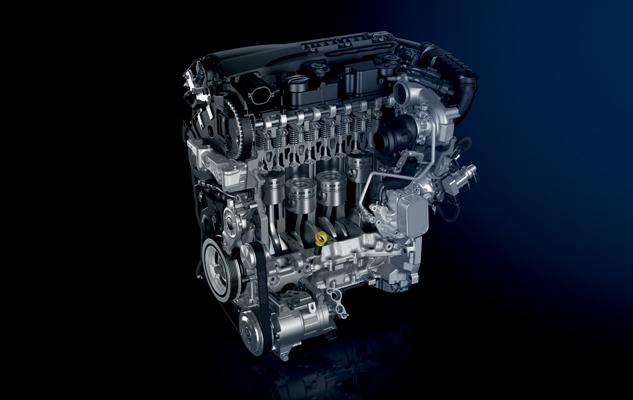 BlueHDi motor