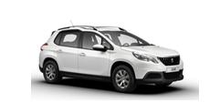 Peugeot 2008 Van